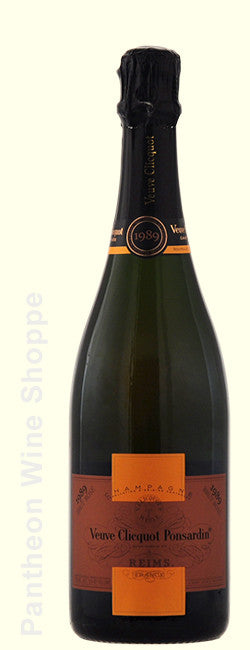1989-Veuve Clicquot Ponsardin Gold Label Cave Privee Brut Rose