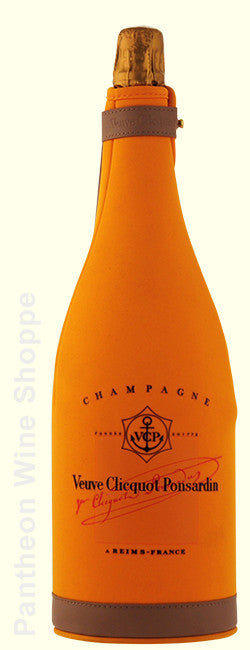 Non Vintage-Veuve Clicquot Ponsardin Yellow Label with Ice Jacket 1.5 Liter
