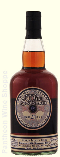 1990-Wild Scotsman 21 Years Old Single Cask Single Malt Scotch Whisky