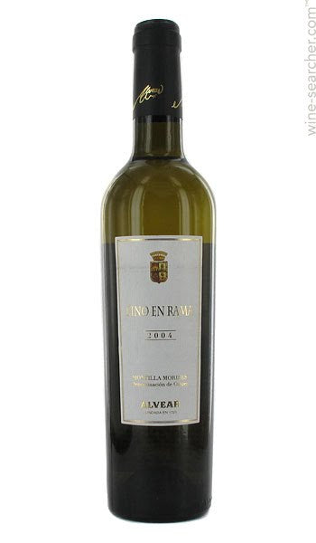 2002-Alvear Winery Fino en Rama 500 ml