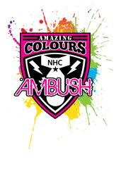 Amazing Colours Ambush | NHC London 2017