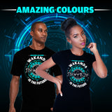 "Amazing Colours Wakanda ""Is the Future""  T Shirt Section - $100 ECD early bird 