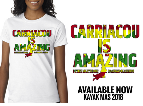 CARRIACOU IS AMAZING | Collectors Item for Independence and Kayak Mas 2018