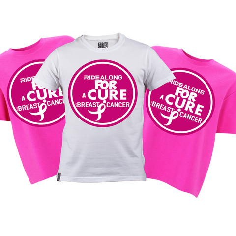 RIDEALONG For a Cure Cancer walk 2017  Package