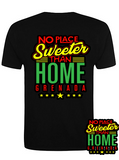 TSHIRT - NO PLACE SWEETER THAN HOME 45TH
