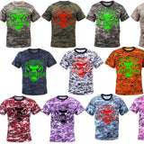 Ambush Camo COLOR Tshirts package [MALE] $100 USD
