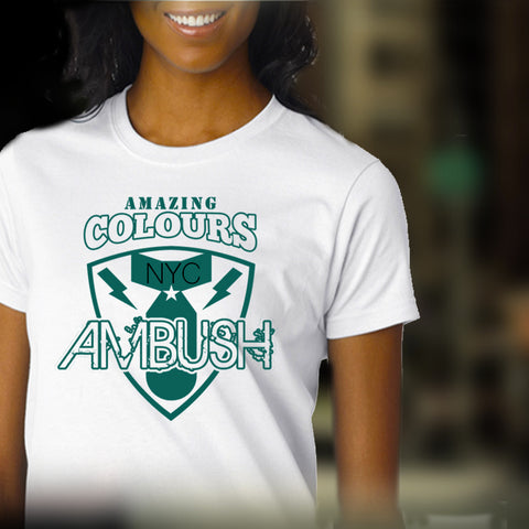 Ambush Tshirt section by Amazing Colours Unisex T'Shirts - $75 USD