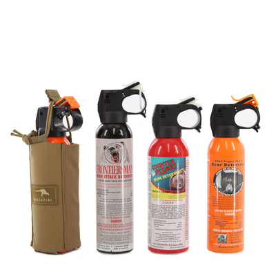 Bear Spray Pouch