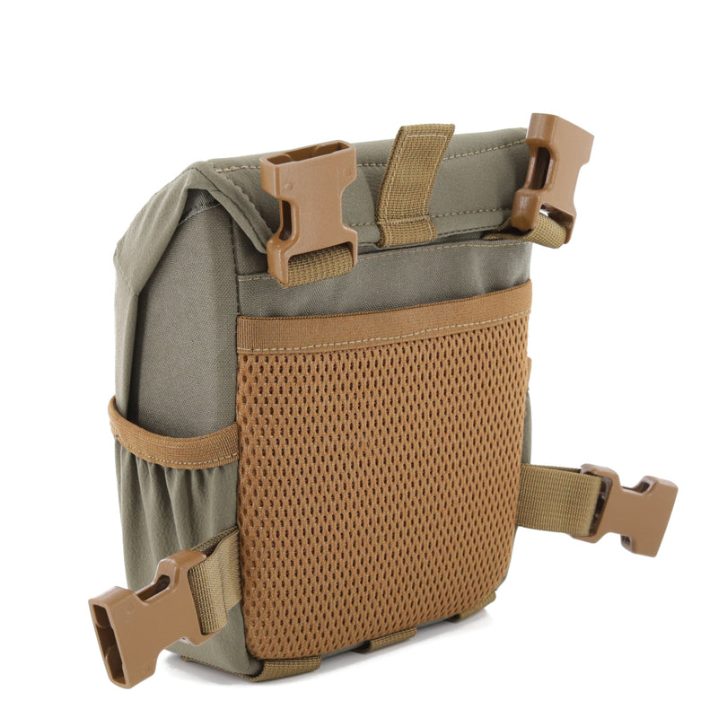 ENCLOSED BINOCULAR PACK - BAG ONLY/NO HARNESS
