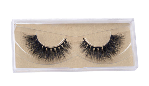 Butterfly Premium Mink Eyelash Strip Pair