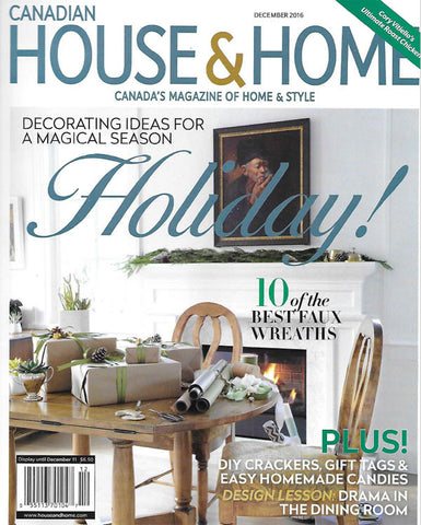 House & Home Magazine featuring TORP Inc.