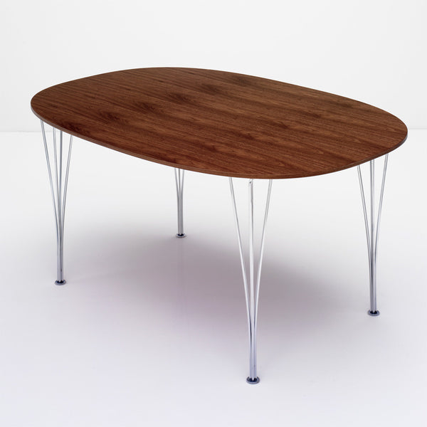 Republic of Fritz Hansen Table Series Spanlegs