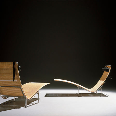 Republic of Fritz Hansen PK24 Chaiselongue