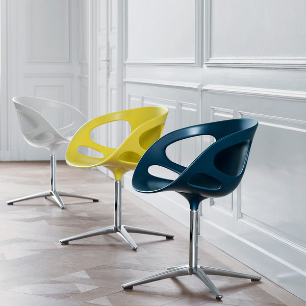 Republic of Fritz Hansen RIN Swivel Chair