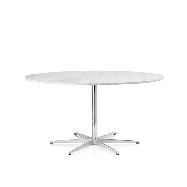 Republic of Fritz Hansen Table Series Pedestal base