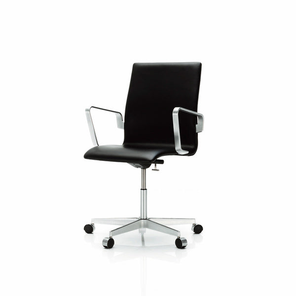 Republic of Fritz Hansen Oxford Chair with Castors