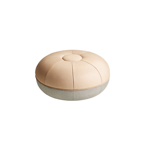 Republic of Fritz Hansen Pouf Pure Leather