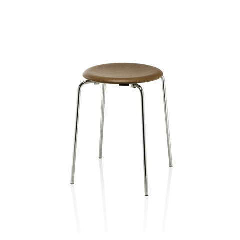 Republic of Fritz Hansen Dot Stool Elegant Leather