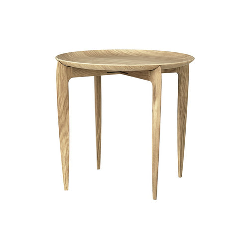 Republic of Fritz Hansen Tray Table Oak