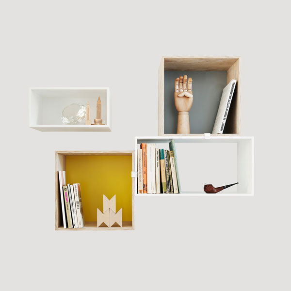 Muuto Mini Stacked Shelf System