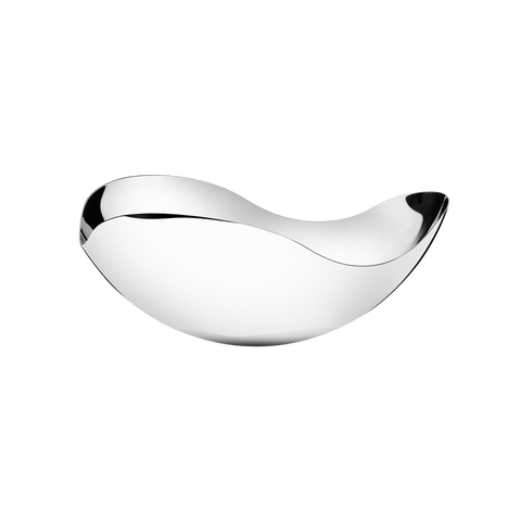 Georg Jensen Bloom Mirror Bowl, Small
