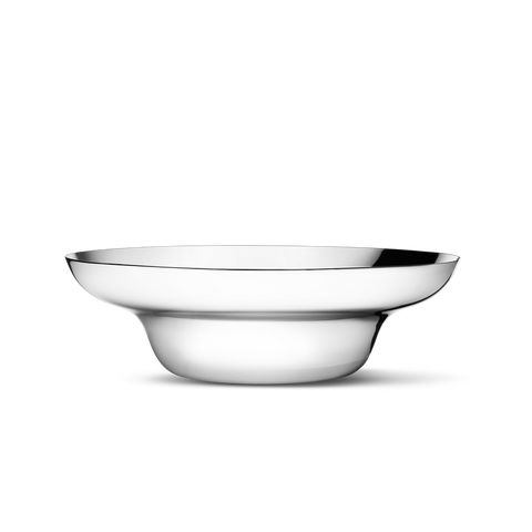 Georg Jensen - ALFREDO salad bowl, stainless steel