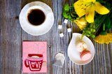 Cup of Love - pink | English Breakfast Tea included