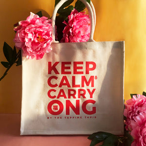 Keep Calm Carry ONG Bag