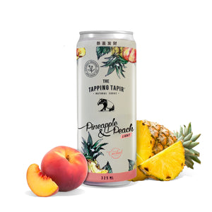 Fortune Pineapple & Peach Pack