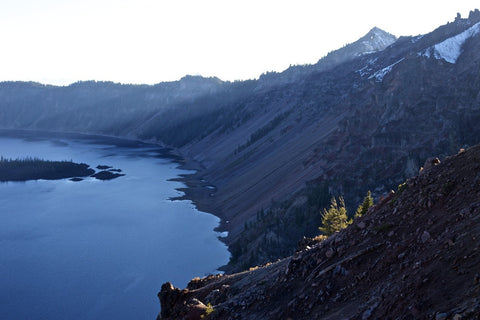 Crater Lake Abstract