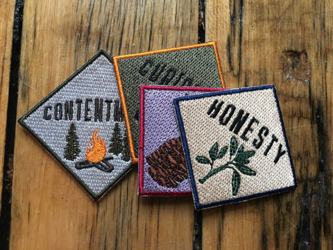 """Curiosity"" Patch"