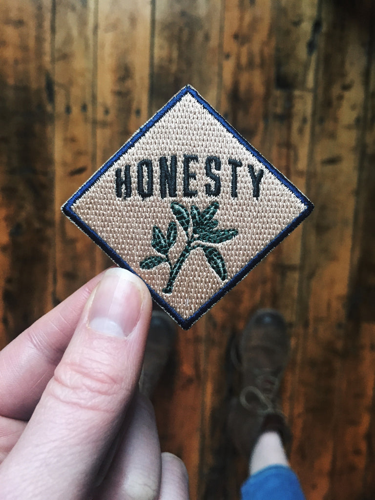 """Honesty"" Patch"