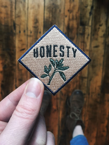 """Contentment"" Patch"