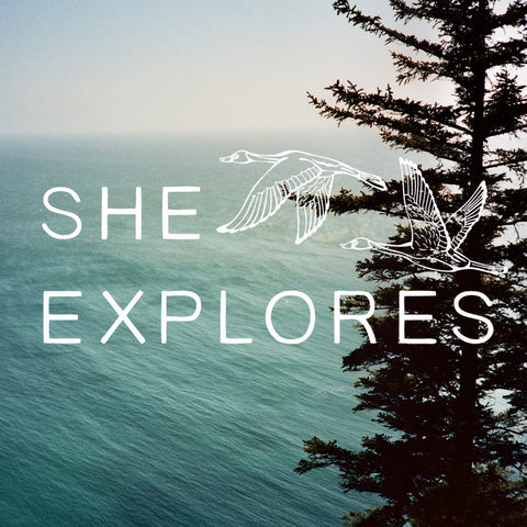 Support She Explores with a Donation