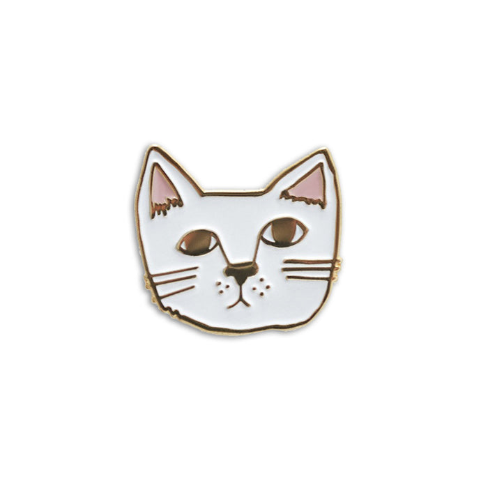 Kit cat pin