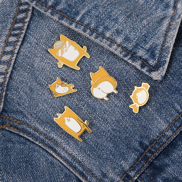 Corgi co set pins