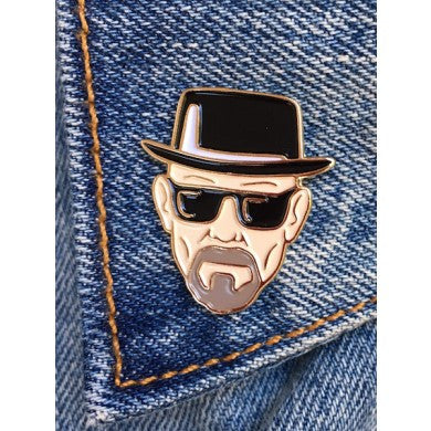 Walter white pin