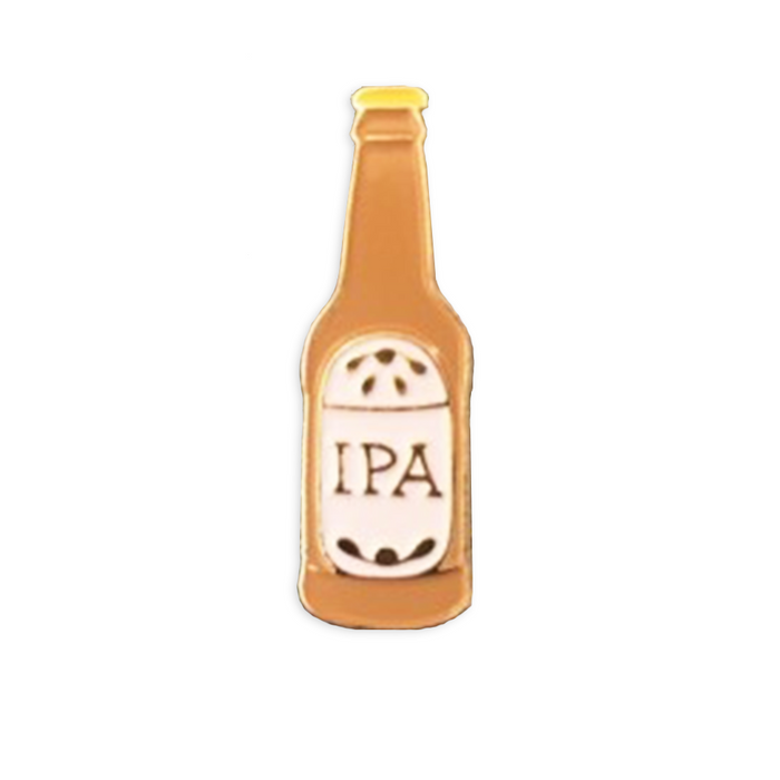 IPA bottle pin
