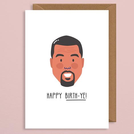 Happy birth-ye!