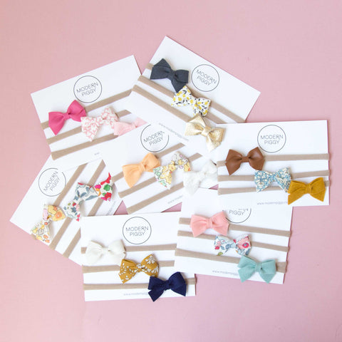 Baby Bow Sets