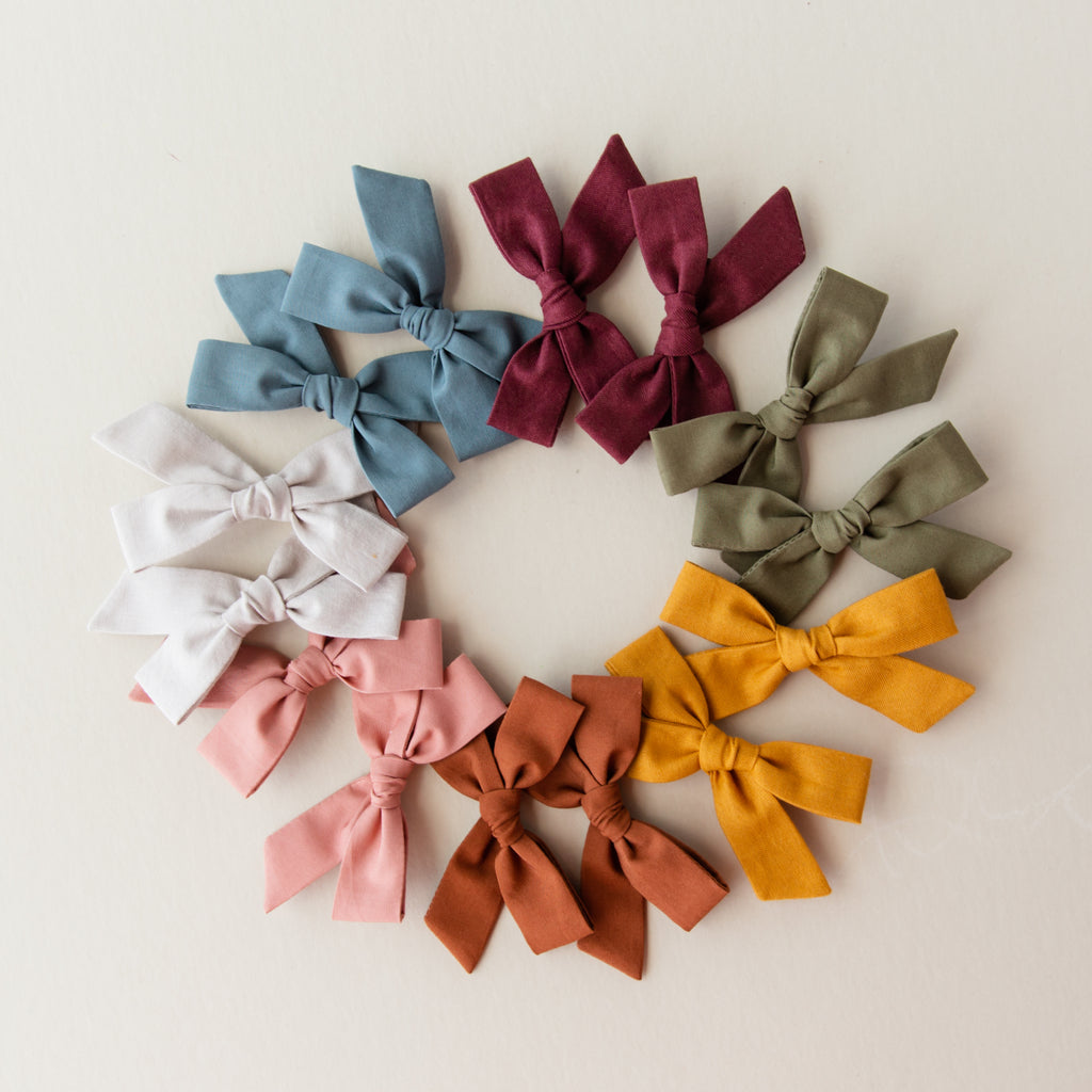 Hand-tied Bows