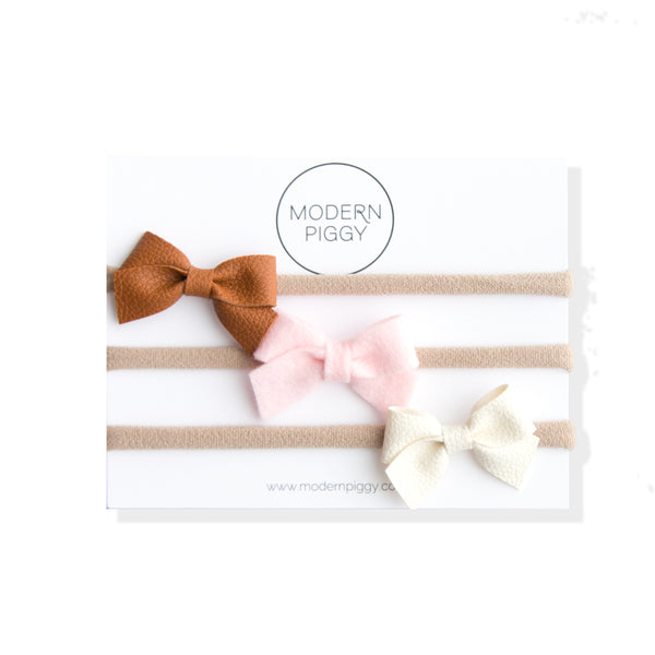 Best Sellers | Baby Bow Set