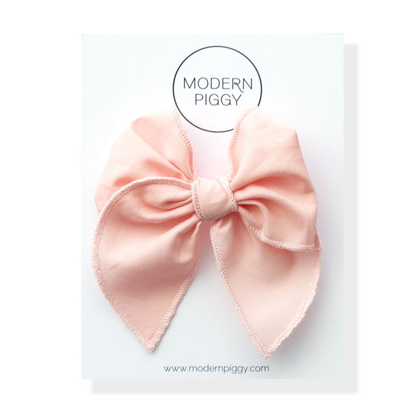 Candy Pink | Petite Party Bow