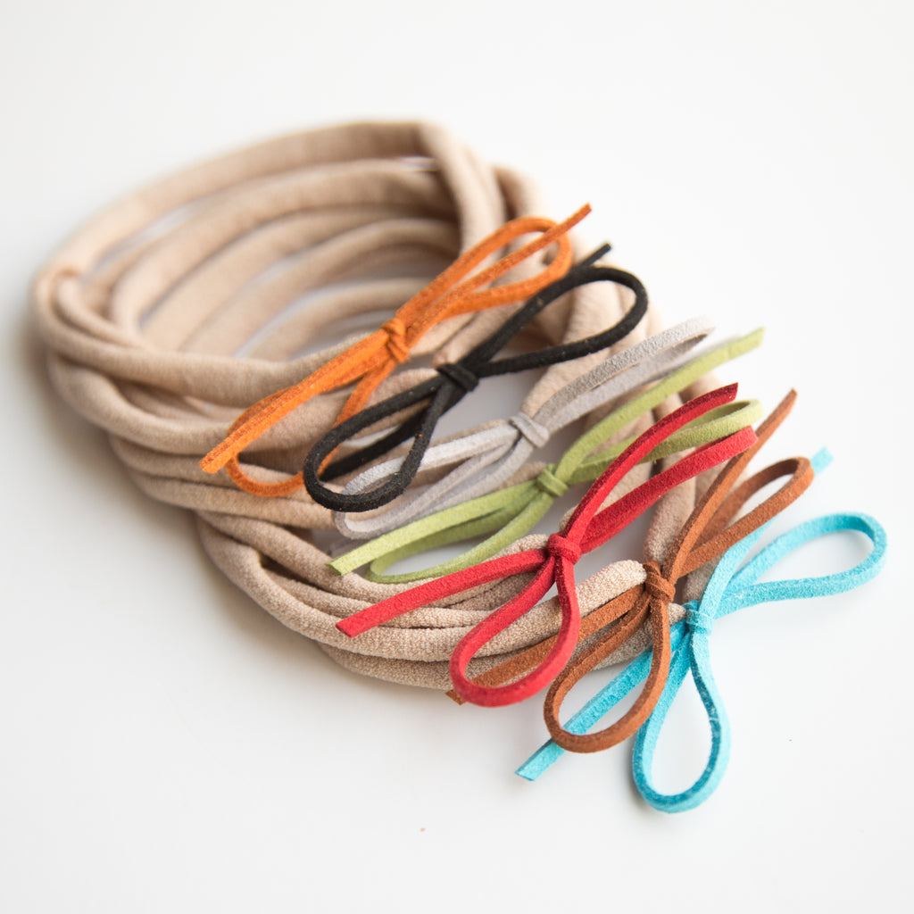 Earthtone | Suede Cord Set