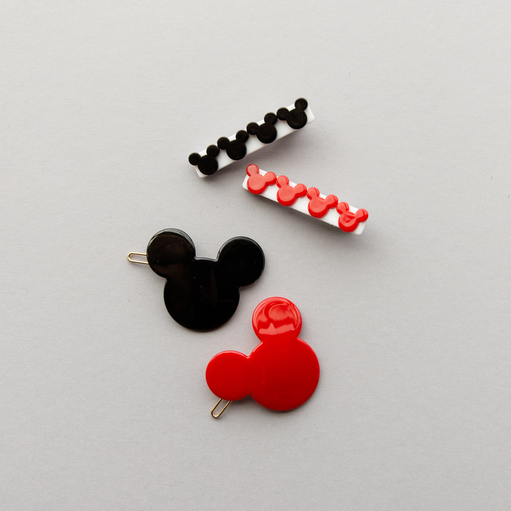 Mickey | Alligator Clip Set