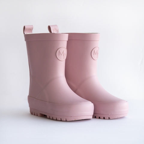 Dusty Rose | Children's Rain Boot