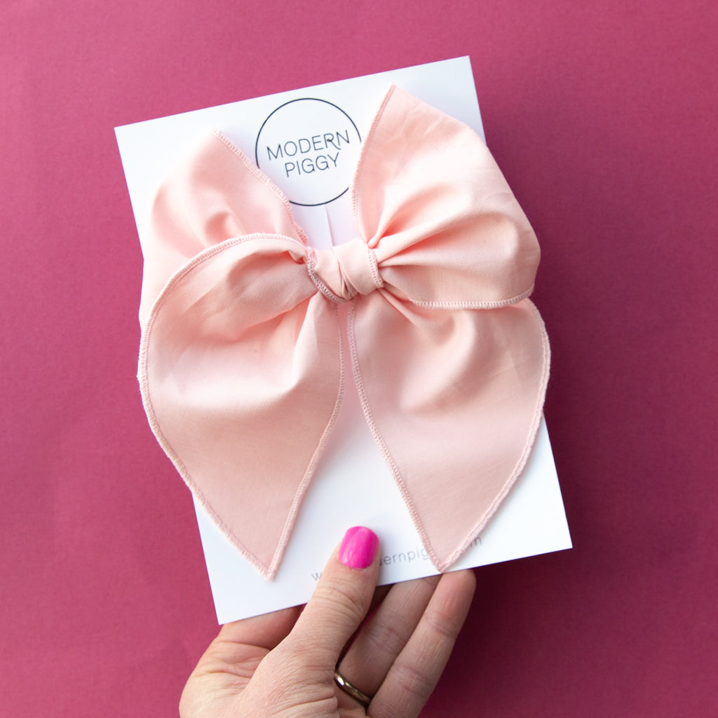 Candy Pink | Party Bow