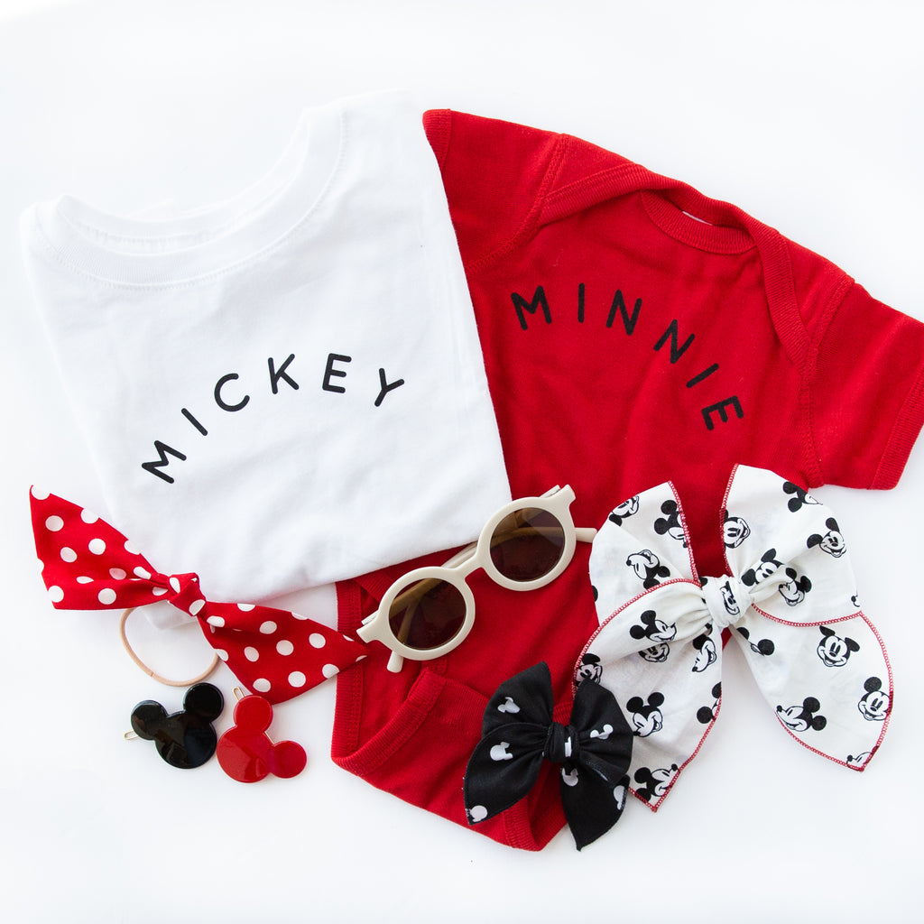 Mouseketeer | Party Bow