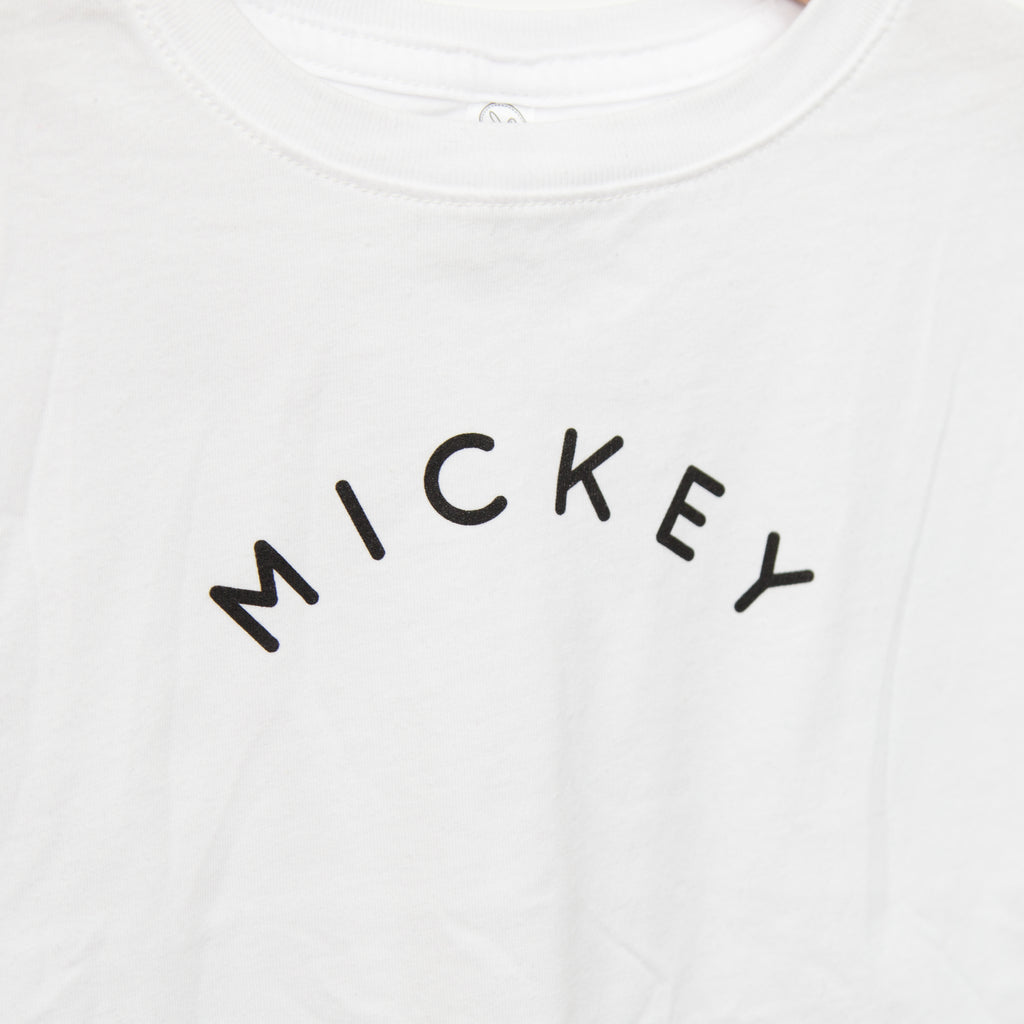 PREORDER: Mickey White | Shirt (Newborn - Adult)