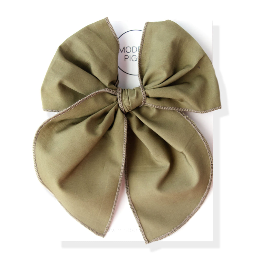 Moss | Party Bow